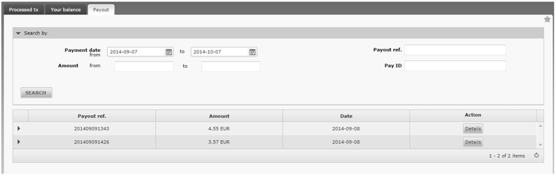 Recon_Payout